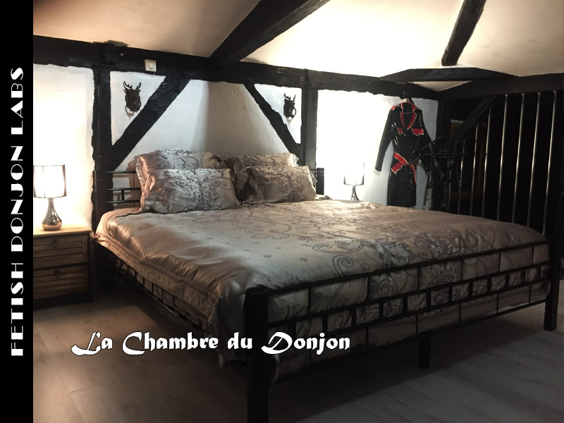 Bdsm Dungeon To Hire And Kinky Bnb